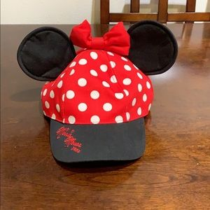 Disneyland Minnie Mouse Hat